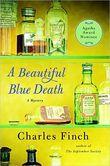 A Beautiful Blue Death (Charles Lenox Series #1)