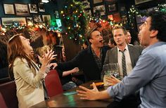 """-How I Met Your Mother S8, """"The Final Page Part One"""""""