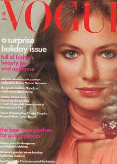Vogue December 1973 www.vintagetreasure.co.nz