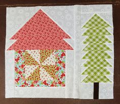 Be My Neighbor Week 15 Fabric Kit