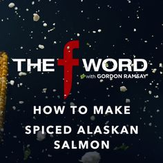 Gordon Ramsey's Perfect Crispy Cajun Salmon