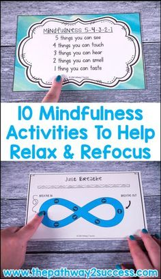 Mindfulness Activities You Can Try Today Use these 10 mindfulness activities to help kids and young adults relax, refocus, and get back on track.Use these 10 mindfulness activities to help kids and young adults relax, refocus, and get back on track. Mindfulness For Kids, Mindfulness Activities, Mindfulness Meditation, Mindfulness Therapy, Mindfulness Practice, Mindfulness Quotes, Mindfullness Activities For Kids, Relaxation Activities, Meditation Music