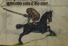 Maastricht book of hours. Stowe 17, 14th c., fol. 124r. British Library