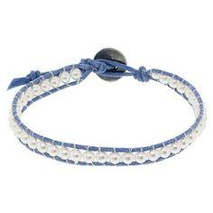 Inspirational Beading: How to Make Leather Wrap Bracelet Tutorials
