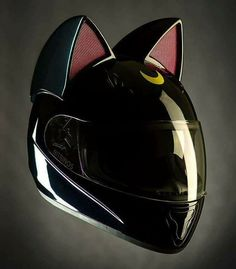 Hey Jessi, wanna start a Sailor Moon themed Daft Pink cover band? Sailor Moons, Luna Et Artemis, Motorcycle Helmets, Helmets For Motorcycles, Anime Motorcycle, Motorcycle Fashion, Motorcycle Outfit, Sailor Scouts, Magical Girl