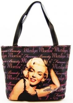 Lunch With The S And You Arrive A Stunning Marilyn Monroe Purse