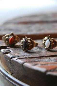 Queenie Rings