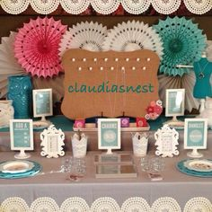 My Launch Party for Origami Owl. My first Origami Owl Jewelry Bar.