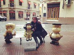 Mafalda  #Mafalda #BuenosAires #incrível #chica by _luuferreira