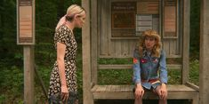 Emma Mackey as Maeve & Asa Butterfield as Otis in season episode of Sex Education. Asa Buterfield, Education Information, Teen Tv, Female Friends, Episode 5, Woman Crush, Female Characters, Aesthetic Clothes, Style Inspiration