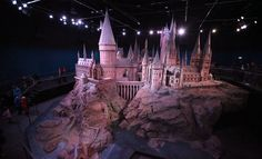 And then you walk into this room, and it takes your breath away. It's the thing you've been waiting for all along: Hogwarts.   What It's Like When A Harry Potter Fan Makes The Journey To London