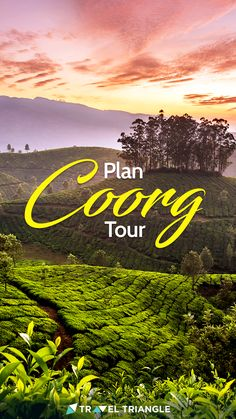 Coorg Tour Packages - Travel Holiday Packages for Coorg Travel Destinations In India, Travel Tours, Travel List, India Travel, Travel Guide, Beautiful Places To Visit, Cool Places To Visit, Tourism India, Holiday Packages