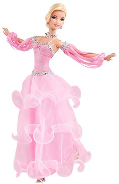 2012 Barbie Dancing with the Stars Waltz Barbie® | Dancing with the Stars Collection *POP CULTURE