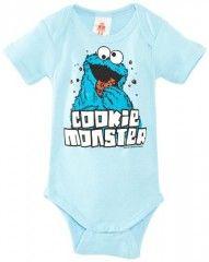 Logoshirt – Pelele para bebé, talla 0-3 meses (50/56), color azul claro