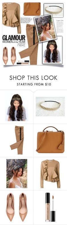 """""""Empire dreams!"""" by samra-bv ❤ liked on Polyvore featuring Mark Cross, Givenchy, Goody, Too Faced Cosmetics and vintage"""