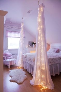 DIY Light Curtains Pictures, Photos, and Images for Facebook, Tumblr, Pinterest, and Twitter