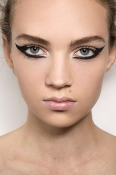 The eyeliner looks to try now - because even a classic cat eye can be overused.