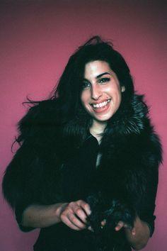 12 fotos que quizá no habías visto de Amy Winehouse