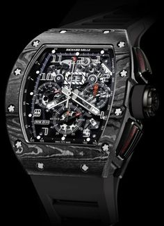RICHARD #MILLE rm 011 carbone ntpt 3