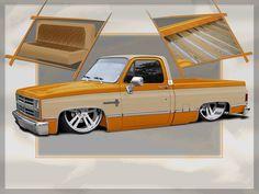 (15) National Squarebody Association 1984 Chevy Truck, Custom Chevy Trucks, C10 Trucks, Chevy Pickup Trucks, Classic Chevy Trucks, Chevy Pickups, Chevrolet Trucks, Dropped Trucks, Lowered Trucks