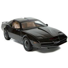 Hot Wheels Knight Rider K.I.T.T. 1:18 Diecast Car