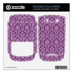 Phone Skins of all types. This one in Alyssum and African Violet.