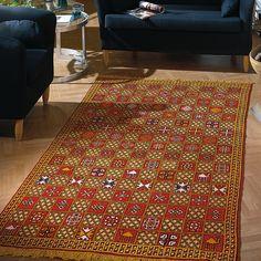 Berber Teppich - Direkt-Import seit 1963 mit größter Muster-Vielfalt - Königs Berber ab 100.000 bis 400.000 Knoten, ausgezeichnet für Design und Qualität