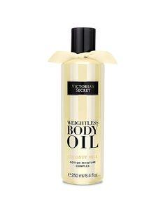 Coconut Milk Weightless Body Oil Victoria's Secret Body Care Loooooveee this stuff! *****OWNED****