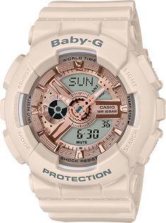 bda979c43a1 Baby-G Origin Series BA110CP-4A Baby G Shock Watches