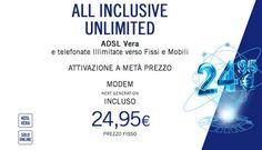 Fibra e ADSL Infostrada a metà prezzo ecco i dettagli!