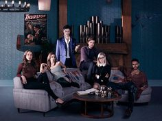 The Magicians - Staffel 1 - http://www.weltenraum.at/the-magicians-staffel-1/