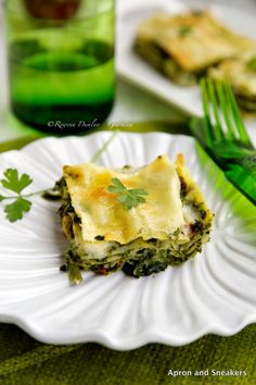 Apron and Sneakers - Cooking & Traveling in Italy and Beyond: Broccoli Rabe & Salsiccia Lasagna