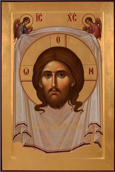 Icons by Malin Dimov - Google+ Spiritual Paintings, Religious Paintings, Byzantine Icons, Byzantine Art, Religious Icons, Religious Art, Images Of Christ, Russian Icons, Jesus Pictures