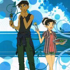 Heiji i Kazuha