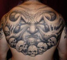 paul booth tattoo - Cerca con Google