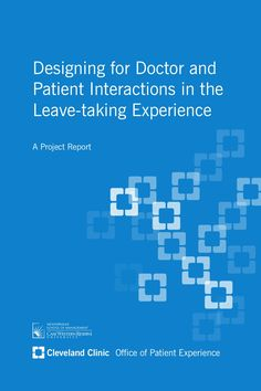 Designing for Doctor and Patient Interactions in theLeave-taking Experience