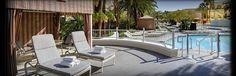Pool and Beach Gazebos - Mandalay Bay $375 & $425