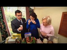 SuperSizers Eat the Fifties Part 1 - YouTube. Sue Perkins and Giles Coren. Love these two!
