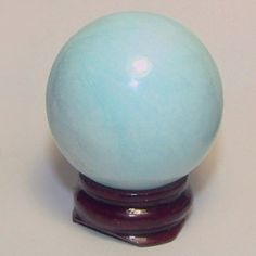 Intensify emotional perception and joy with blue aragonite! It banishes the fear of feeling unwanted emotions and opens renewed abilities to feel all one's emotions. This is a healthy alternative to suppressing one's emotions (numbness) due to fear or pain.    Stimulates inner vision  Assists the use of psychic abilities  Excellent self-healing stone  Encourages compassion and the ability to communicate