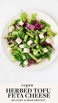 Bulgur Salad, Tofu Salad, Asparagus Salad, Salad Recipes, Vegan Recipes, Savoury Recipes, Pizza Pasta Bake, Grilled Flatbread, Pasta Dishes
