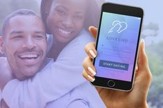 Lovebird Dating App, Tinder Redesign Project on Behance