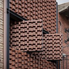 Private house _Dwelling between party walls_ in Piedrabuena, Spain ©Javier Callejas