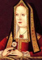 Elizabeth of York was the daughter, sister, wife, and mother of kings of England. Her father was Edward IV. Her brother was, briefly, Edward V. Her marriage to Henry VII in 1486 joined the York and Lancaster branches of the royal family, thus ending the Wars of the Roses. Her son was Henry VIII. It is alleged that her uncle, Richard III, wanted to marry her to cement his position as king after he stole it from her brother. Almost forced to marry the uncle who was widely believed to have murde...