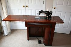 Building Your Own Sewing Table Free Plans For Sewing