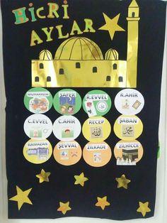 Religion, Islam For Kids, Kids Education, Islamic Art, Classroom Management, Diy Bedroom Decor, Activities For Kids, Diy Crafts, Children