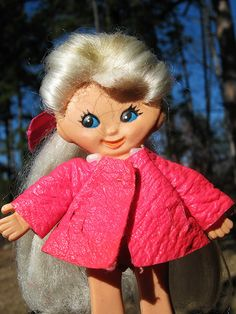 flatsy doll  . I remember these !
