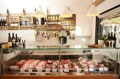 Bat Hakatzav Kosher Butcher and Delicatessen - Better2Ask Recommendation An amazing new Kosher Butcher and delicatessen has opened in the quaint shopping center in Nof Yam (sister neighborhood to Herzliya Pituach) called: Bat Hakatzav. The owners pride themselves on their culinary experience, high quality meats, reasonable prices and immaculate shop.