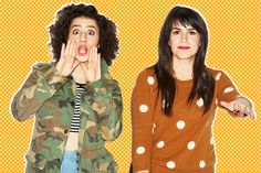 Broad City's Blissfully Chill First Season -- Vulture