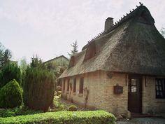 Reetdach Ferienhaus Autal an der Schlei-Ostsee