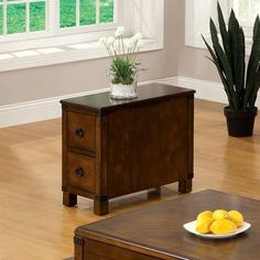 Furniture Of America Cm4282t Hazel Side Table
